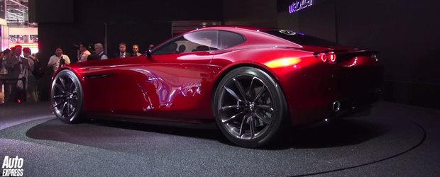 Conceptele, modelele de serie si ciudateniile Salonului Auto de la Tokyo
