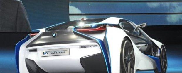 Conceptul BMW se lasa admirat la Frankfurt