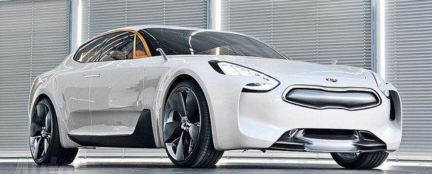 Conceptul Kia GT ar putea intra in productie