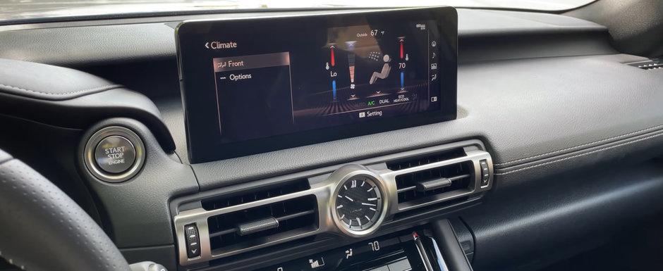 Concureaza cu BMW M3, dar costa cu aproape 13.500 de dolari mai putin. In plus, ofera un motor V8 aspirat natural. Cum arata in realitate