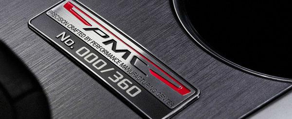 Concureaza cu BMW Seria 3 si Mercedes C-Class, dar e construita manual. In plus, doar 360 de oameni o vor putea avea
