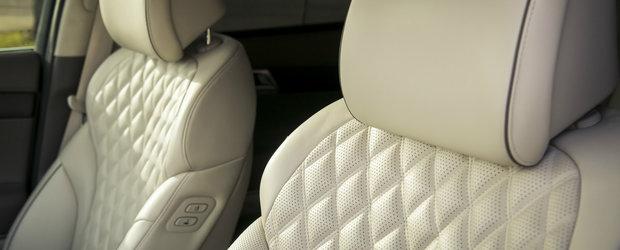 Concureaza cu BMW X5, dar costa cu 10.000 de dolari mai putin. In plus, farurile Full-LED si tapiteria din piele sunt standard