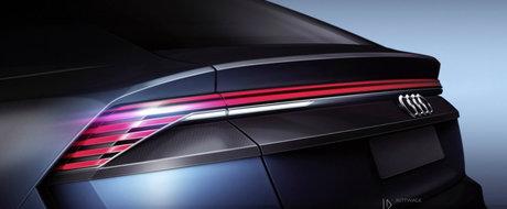 Concureaza cu BMW X6 si a fost anuntat in urma cu numai cateva momente