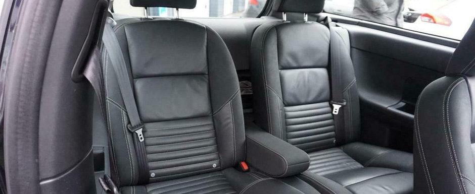 Concureaza cu VW Golf, dar pentru multi e doar o necunoscuta. Masina din 2011 are motor turbo cu cinci pistoane si caroserie de shooting brake