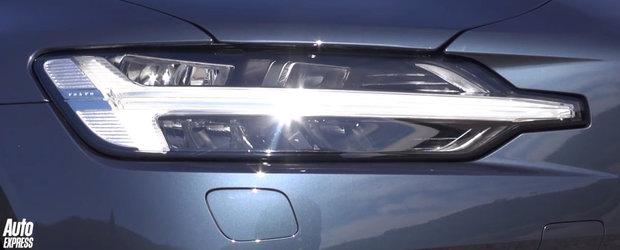 Concurentul lui Audi A4, BMW Seria 3 si Mercedes C-Class a primit o noua generatie. Cum se conduce noul model