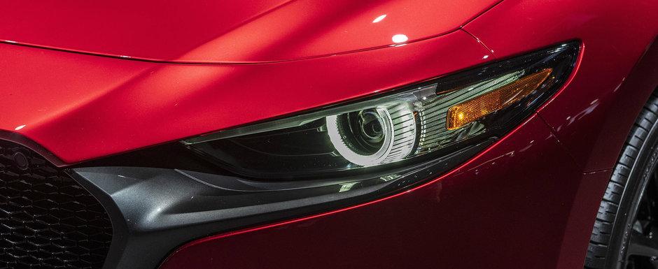 Concurentul lui Golf a primit o noua generatie. Are primul motor pe benzina cu aprindere prin compresie. POZE REALE