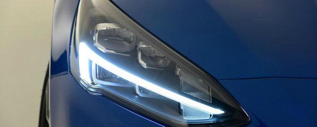 Concurentul lui VW Golf a primit o noua generatie. Cum arata pe viu modelul care aspira la coroana segmentului compact