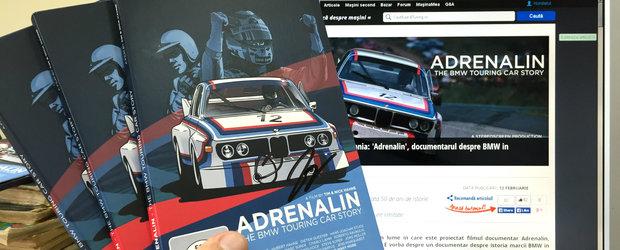Concurs: castiga un DVD original cu filmul ADRENALIN