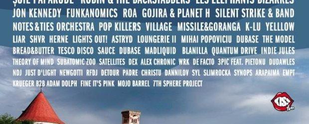 CONCURS: Electric Castle Festival, 21-23 iunie langa Cluj