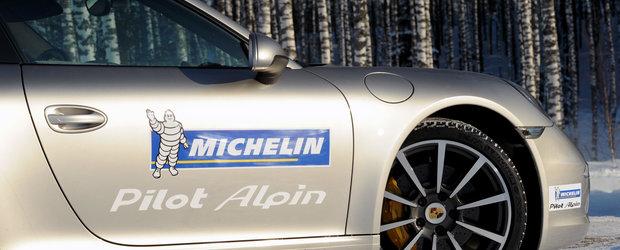 Concurs Michelin: castigatorii kitului special de iarna!