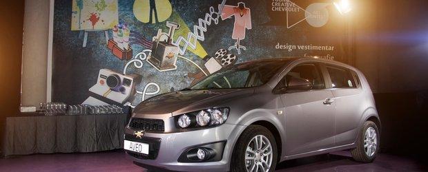 Concursul de arte aplicate 'Young Creative Chevrolet'