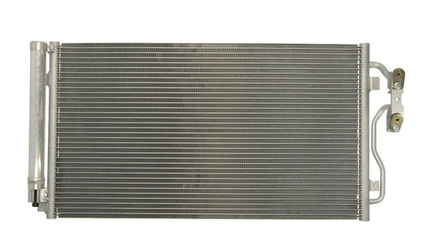 Condensator, climatizare BMW Seria 1 (F20) (2010 - 2016) THERMOTEC KTT110237 piesa NOUA