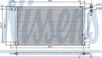 Condensator, climatizare BMW Seria 3 (E46) (1998 -...