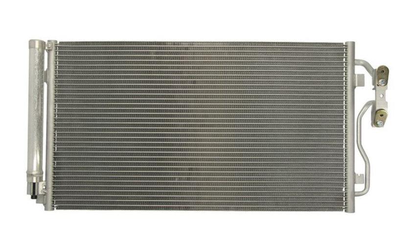 Condensator, climatizare BMW Seria 3 (F30, F35, F80) (2011 - 2016) THERMOTEC KTT110237 piesa NOUA