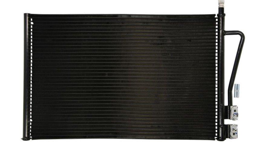 Condensator, climatizare FORD FIESTA V Van THERMOTEC KTT110132