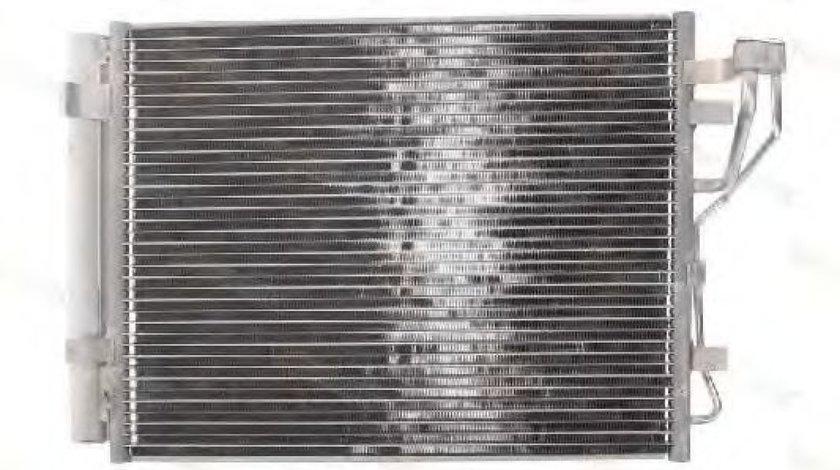 Condensator, climatizare HYUNDAI i30 (FD) (2007 - 2011) THERMOTEC KTT110141 piesa NOUA