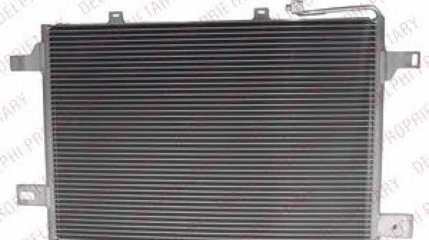 Condensator, climatizare MERCEDES A-CLASS (W169) (2004 - 2012) DELPHI TSP0225562 piesa NOUA