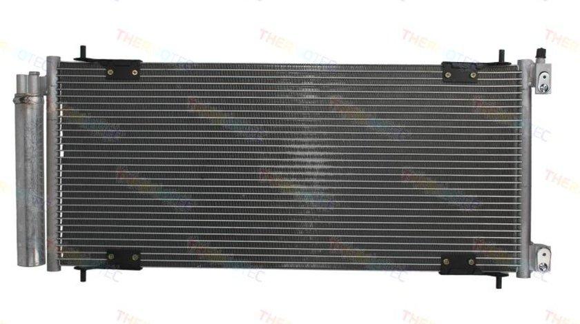 Condensator climatizare PEUGEOT 407 6D Producator THERMOTEC KTT110123
