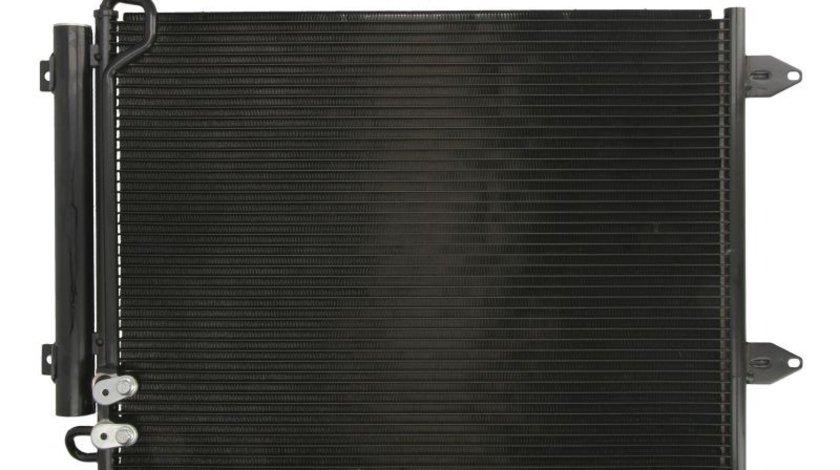 Condensator, climatizare VW PASSAT CC (357) THERMOTEC KTT110021