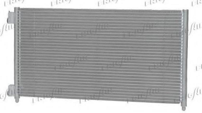 Condensator / Radiator aer conditionat FIAT DOBLO Cargo (223) (2000 - 2016) FRIGAIR 0804.2015 produs NOU
