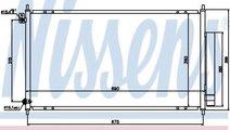 Condensator / Radiator aer conditionat HONDA ACCOR...