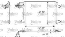 Condensator / Radiator aer conditionat VW EOS (1F7...