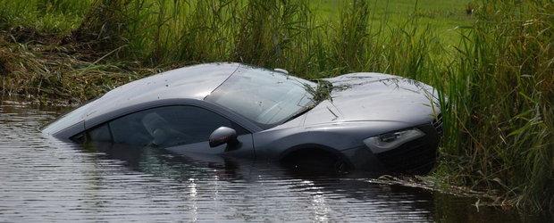Conducatorii de Audi si BMW sunt spaima din trafic