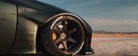 Conduce cel mai spectaculos LEXUS de pe strada. Sportiva cu motor V8 a primit un pachet complet de la Liberty Walk