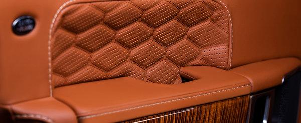 Conduce un Range Rover, dar interiorul refacut de Vilner ii face invidiosi chiar si pe prietenii cu S-Class