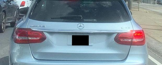 Conduce una dintre cele mai scumpe masini din lume, insa nu toti stiu acest lucru. Pentru multi este doar un alt Mercedes C-Class