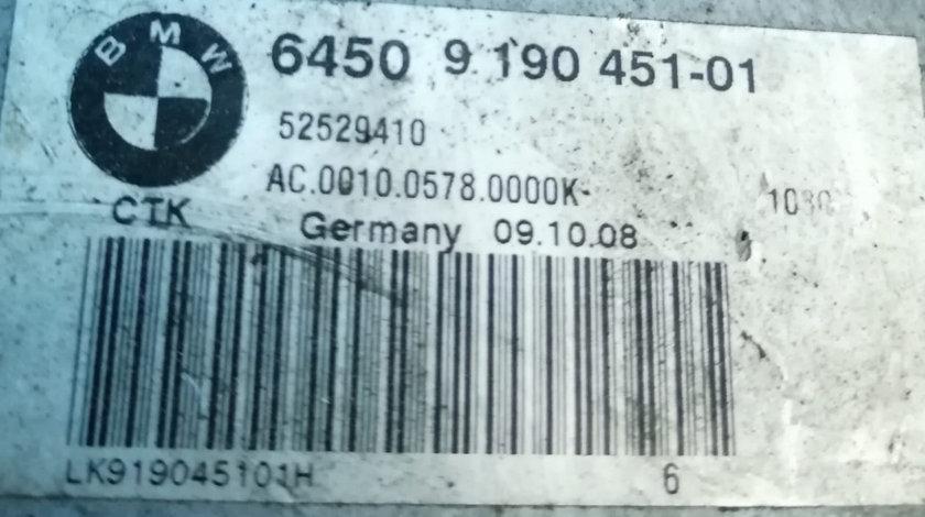 Conducta AC BMW 3.0 D N57D30A