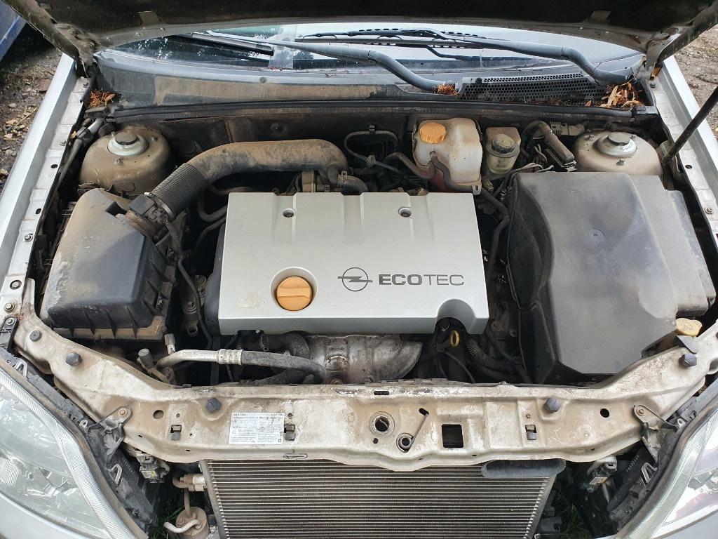 Conducta AC Opel Vectra C 2005 Berlina 1.8 benzina