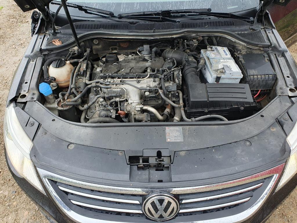 Conducta AC Volkswagen Passat CC 2010 CBB 2.0 tdi 170cp