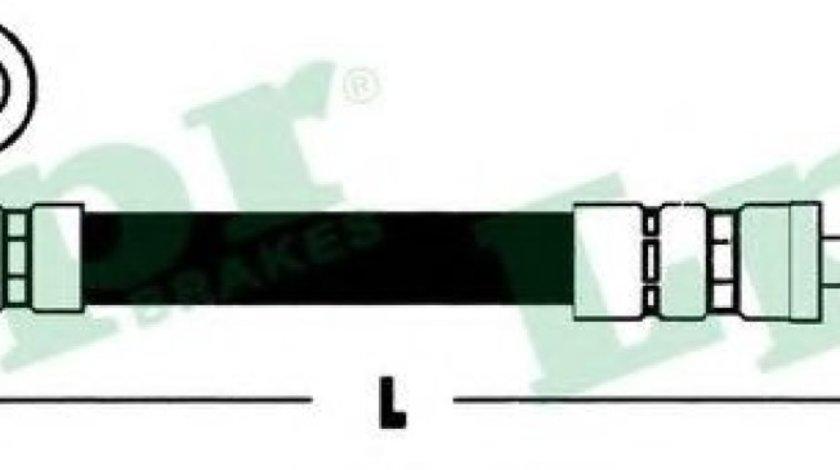 Conducta / cablu frana OPEL TIGRA (95) (1994 - 2000) LPR 6T46181 - produs NOU