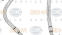 Conducta compresor-condensator hella pt ford focus...