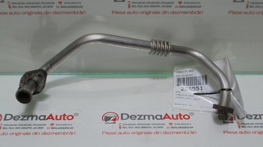 Conducta gaze, Opel Astra H, 1.6b (id:286551)