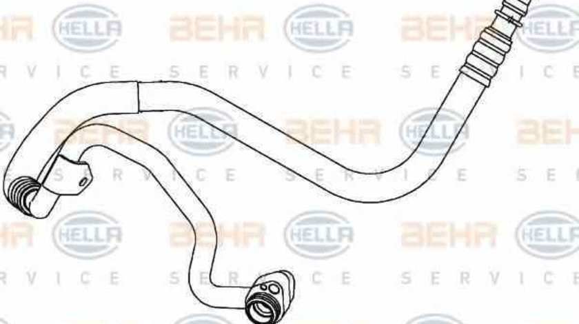 conducta joasa presiune aer conditionat MERCEDES-BENZ C-CLASS W204 HELLA 9GS 351 338-221