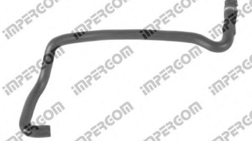 Conducta, schimbator caldura-incalzire RENAULT CLIO II (BB0/1/2, CB0/1/2) (1998 - 2005) ORIGINAL IMPERIUM 221631 piesa NOUA