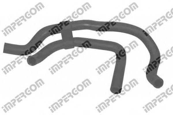 Conducta, schimbator caldura-incalzire VW GOLF IV (1J1) (1997 - 2005) ORIGINAL IMPERIUM 221154 piesa NOUA