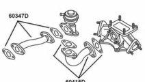 Conducta tubulara, Supapa-AGR AUDI A6 (4B2, C5) WA...