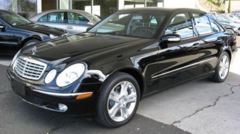 Conducta tur retur Mercedes E class an 2005 Mercedes E class w211 an 2005 3 2 cdi 3222 cmc 130 kw 117 cp tip motor OM 648 961
