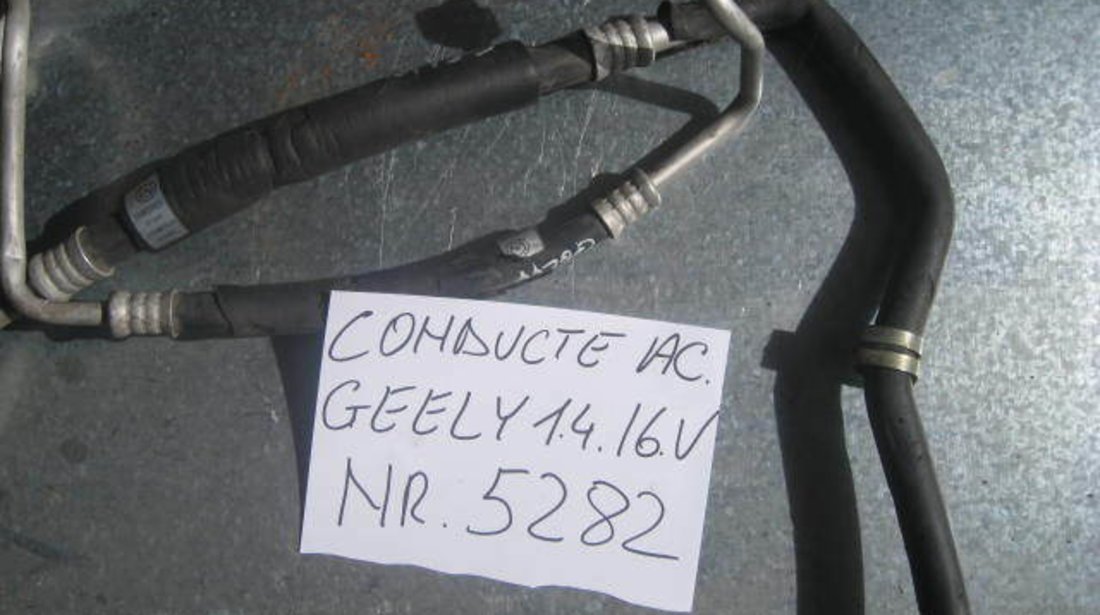 Conducte ac geely