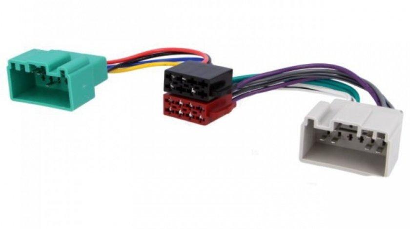 Conector Auto Player 4CarMedia Volvo ISO ZRS-AS-16B