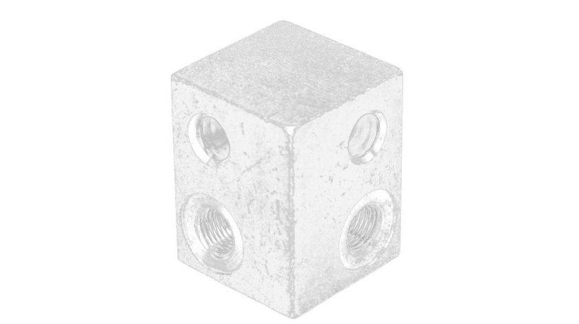 Conector, conducte metal OE IVECO 504054452