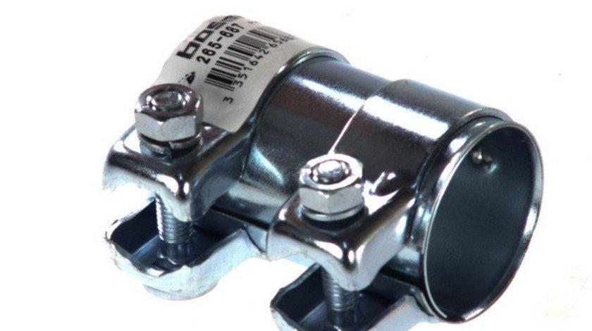 Conector teava, sistem de esapament AUDI A4 Avant (8D5, B5) (1994 - 2001) BOSAL 265-687 piesa NOUA