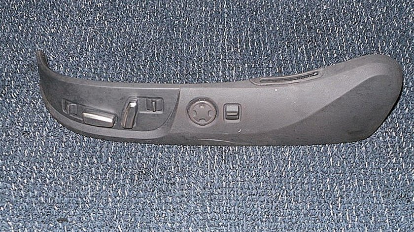 CONSOLA AUDI A8 --- (2002 - 2009)