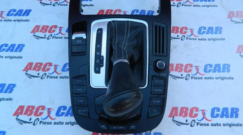 Consola bord Audi A5 8T cod: 8T0919609F model 2012