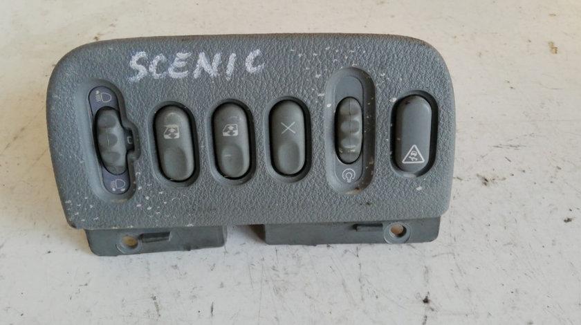 Consola butoane incalzire scaune Renault Scenic