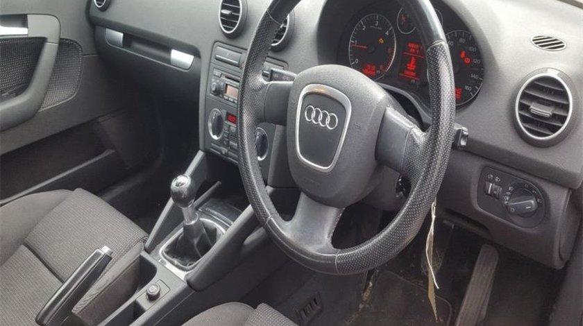 Consola centrala Audi A3 8P 2006 Hatchback 2.0 TDi