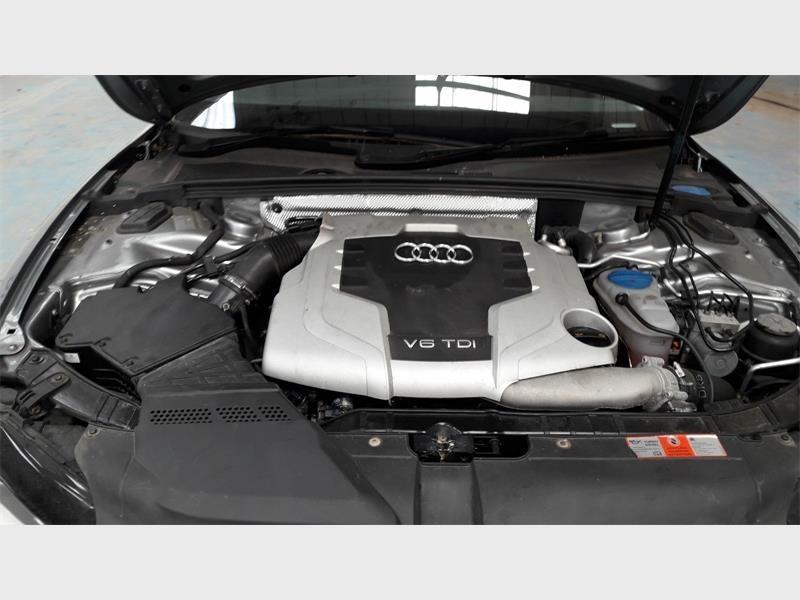 Consola centrala Audi A5 2008 Coupe 2.7 TDi